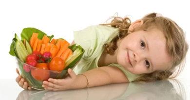 Legătura dintre alimentație și bunăstarea fizică și emoțională la copii