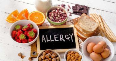 Care este legătura între alergia alimentară și alți factori?