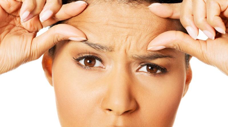 Ridurile de pe frunte pot indica prezența bolilor cardiovasculare